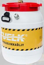 Fuelk hydrauliikkaöljy astia